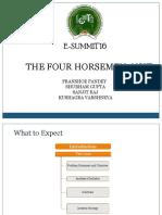 The Four Horsemen_Shubham.pptx
