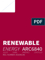 ARC6840 Renewable Energy (SPRING 2016~17) _Julio Jiménez