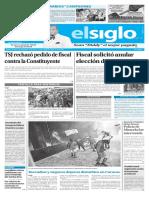 Edición Impresa El Siglo 13-06-2017