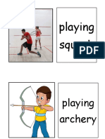Pic and Word Cards