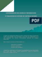 Comprehension Sources Information et eval du controle interne