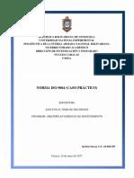 Norma ISO 9004 - Kelvin Navas
