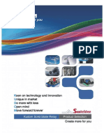 Switchtec Kudom Catalogue 2014