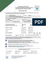 Registration Form Nanomat 2017 Kokkinopoulou