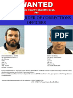 Putnam County Escapees
