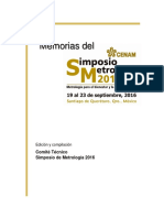 Memorias SM2016 ISBN