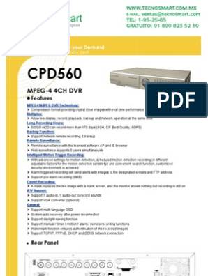 cpd560 software