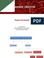Vaginal Bleeding in Obstetric IDI MEI 2016