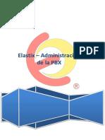 Elastix - Administración de La PBX v. 1.2