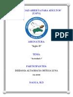 Actividad 5 -Ingles II - Deidania Alt. Ortega.