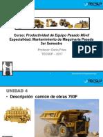 U4-Descripcion El Camion Minero 793F
