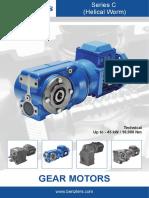 Gear Motor Pdf