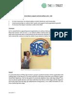 GVI Playa Del Carmen Monthly Achievement Report May 2017