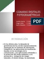CÁMARAS DIGITALES Fotogramétricas