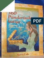 """Igor Ognjenovic """"360 Pandorinih Kutija"""""""