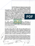 Acuerdo CCT Comercio 2016