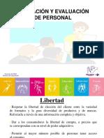 formacion y evaluacion de personal