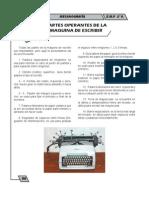 Mecanografia - 1erS_2Semana - MDP