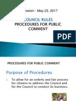 Public Comment Presentation_052317