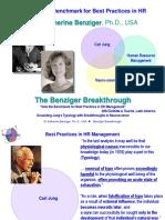 Best Practices in HR Management