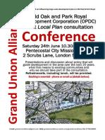 GUA Conference June2017