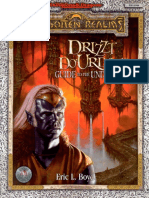 TSR 11509 Drizzt Do'urden's Guide to the Underdark.pdf