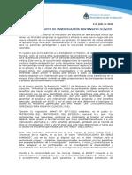 Acceso Al Producto Post Ensayo ClinicoANMAT