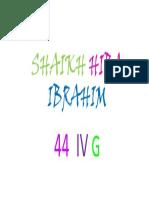 Shaikh Hiba Ibrahim