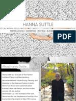 Portfolio Sample 2017