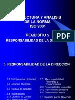 04 a Seminario Analisis ISO 9001.Req5
