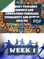 Community and Public Health Portfolio
