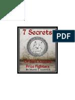 7 Secrets of Bareknuckle Prizefighters