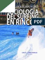 Carlos Carrero - Sociología Del Surfing en Rincón