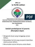 SPB 1.4 Tata Tertib Latihan.pptx