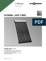 Vitosol 200-t Spe Tdm