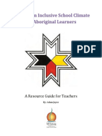 create an inclusiveschool climate for aboriginal learners a
