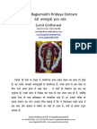 Devi Baglamukhi Hridaya Stotra in Hindi & Sanskrit PDF