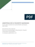 Anestesia Enel Pacient e Quem a Do