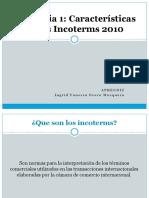 Evidencia 1 INCOTERMS