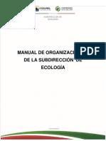 10 MANUAL DE ORG SUB ECOLOGÍA.docx