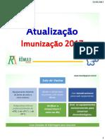 Imunização 2017