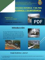 Energía Geotérmica y Su Importancia
