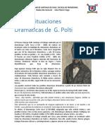 36 Situaciones Dramc3a1ticas de Georges Polti