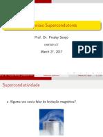 Supercondutores UNIFESP AULA