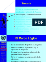 3 Marco Logico.pps
