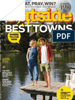 Outside magazine's best towns
