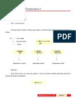 01 Matemática Financiera I