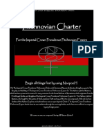 Pitchnovian Imperial Diet Charter