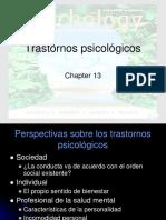 Trastornos psiquiatricos