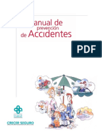 Prevencion de Accidentes en La Infancia